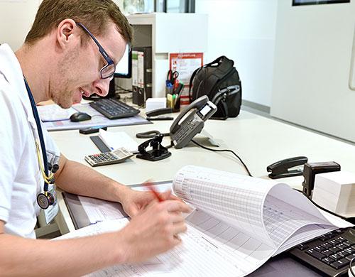 Zuweisermarketing Arzt Ordination Praxis Arztpraxis Gruppenpraxis Praxismarketing